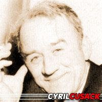 Cyril Cusack  Acteur