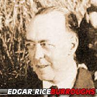 Edgar Rice Burroughs  Auteur, Scénariste