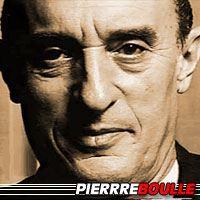 Pierre Boulle  Auteur