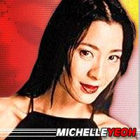 Michelle Yeoh  Actrice