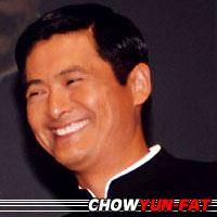 Chow Yun-Fat  Acteur