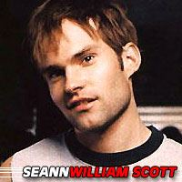 Seann William Scott  Acteur, Doubleur (voix)