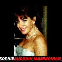Sophie Audouin Mamikonian