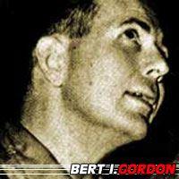 Bert I. Gordon  Réalisateur, Producteur, Scénariste