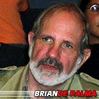 Brian De Palma  Réalisateur, Producteur, Scénariste