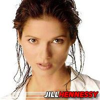 Jill Hennessy  Actrice