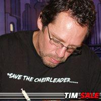 Tim Sale  Dessinateur