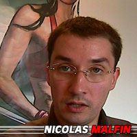 Nicolas Malfin  Dessinateur