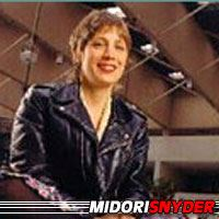 Midori Snyder  Auteur