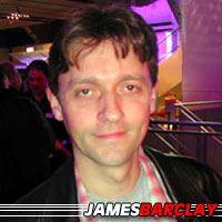 James Barclay  Auteur