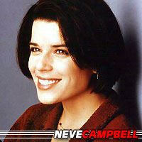 Neve Campbell  Actrice