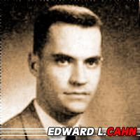 Edward L Cahn  Réalisateur