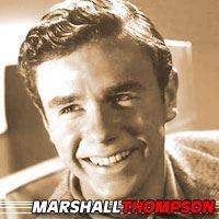 Marshall Thompson  Acteur
