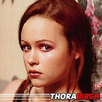 Thora Birch  Actrice