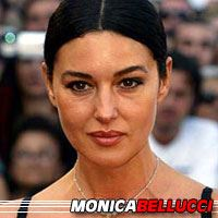 Monica Bellucci  Actrice