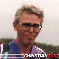 Christian Vilà  Auteur, Scénariste