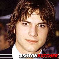 Ashton Kutcher  Producteur, Acteur, Doubleur (voix)
