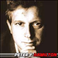 Peter F. Hamilton  Auteur