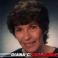 Diana G. Gallagher  Auteure