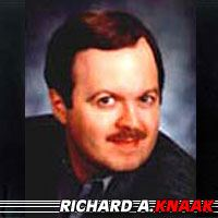 Richard A. Knaak  Auteur, Mangaka