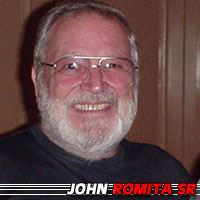 John Romita Sr.  Encreur, Dessinateur