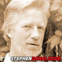 Stephen Donaldson  Auteur