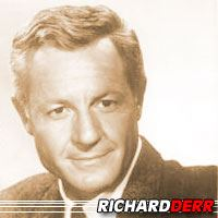 Richard Derr  Acteur