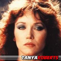 Tanya Roberts  Actrice