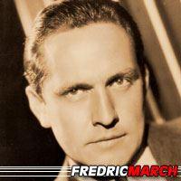Fredric March  Acteur