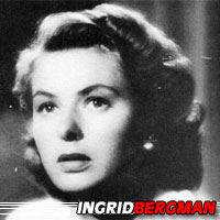 Ingrid Bergman  Actrice