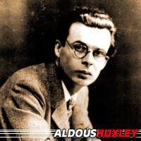 Aldous Huxley  Auteur
