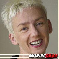Muriel Gray  Auteure