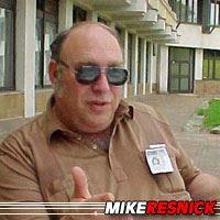 Mike Resnick  Auteur