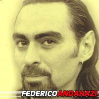 Federico Andahazi  Auteur
