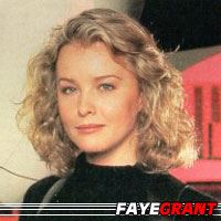Faye Grant  Actrice