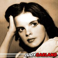 Judy Garland  Actrice