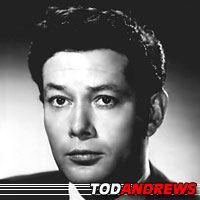 Tod Andrews  Acteur