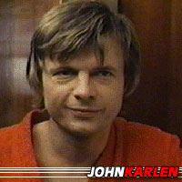 John Karlen  Acteur