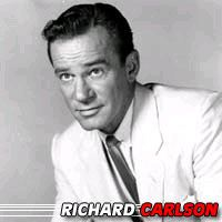 Richard Carlson  Acteur