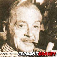 Fernand Gravey  Acteur