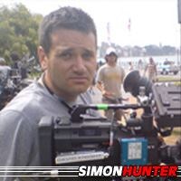 Simon Hunter  Réalisateur, Scénariste