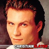 Christian Slater  Acteur, Doubleur (voix)