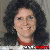 Janny Wurts  Auteure