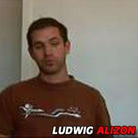 Ludwig Alizon  Dessinateur