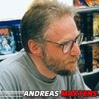 Andreas Martens  Dessinateur