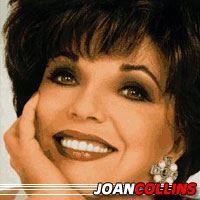 Joan Collins  Actrice, Doubleuse (voix)