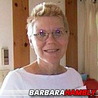 Barbara Hambly