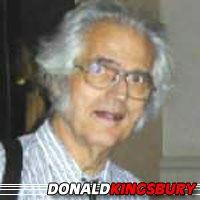 Donald Kingsbury