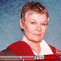 Judi Dench  Actrice
