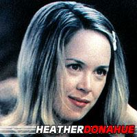 Heather Donahue  Actrice